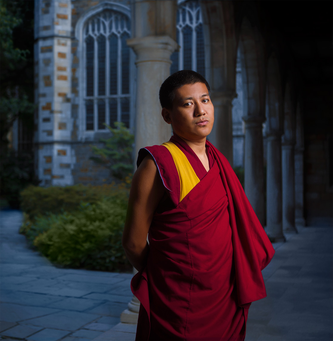 environmental-portrait-of-demo-rinpoche-in-ann-arbor-photographer-scott-stewart